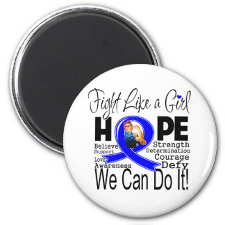 Reye's Syndrome Fight We Can Do It 2 Inch Round Magnet