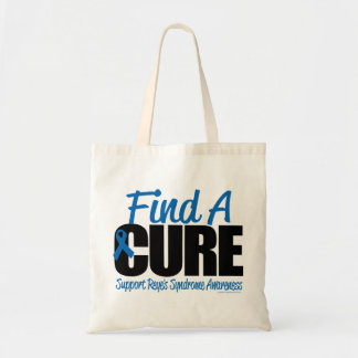 Reye's Syndrome Find A Cure Tote Bag