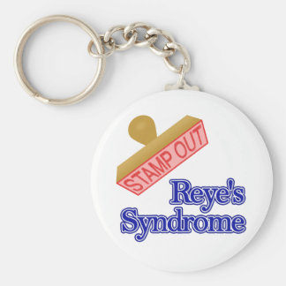 Reye's Syndrome Keychain