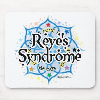 Reye's Syndrome Lotus Mouse Pad