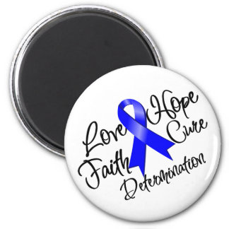 Reye's Syndrome Love Hope Determination 2 Inch Round Magnet