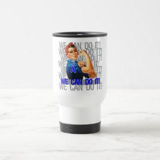 Reye's Syndrome Rosie WE CAN DO IT Coffee Mug