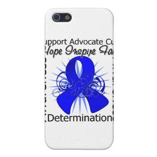 Reye's Syndrome Spiral Ribbon iPhone 5 Case