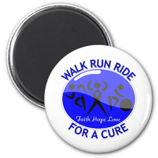 Reye's Syndrome Walk Run Ride For A Cure 2 Inch Round Magnet