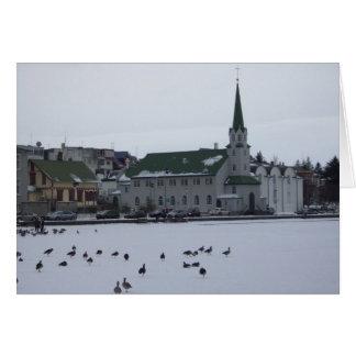 Reykjavik Iceland Card