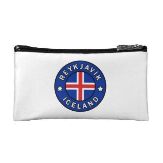 Reykjavik Iceland Makeup Bag