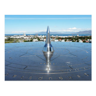 Reykjavík Iceland Postcard