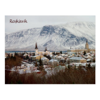 Reykjavik, Islandia Tarjetas Postales