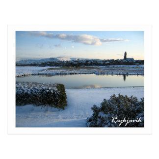 Reykjavík Postales