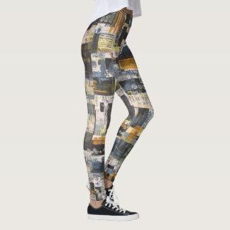 Reykjavik - Trendy Artist Leggings