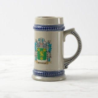 Reynold Coat of Arms - Family Crest Coffee Mugs