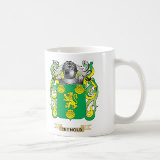 Reynold Coat of Arms (Family Crest) Coffee Mugs