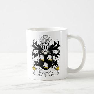 Reynold Family Crest Coffee Mugs
