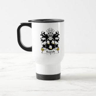 Reynold Family Crest Mugs