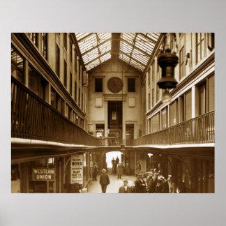 Reynolds Arcade Poster