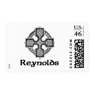 Reynolds Celtic Cross Stamp