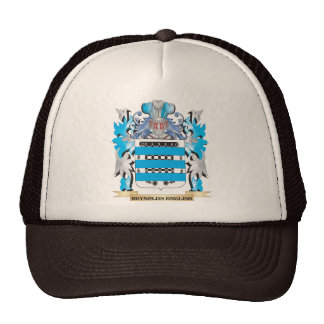 Reynolds Coat of Arms - Family Crest Trucker Hats