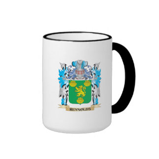 Reynolds Coat of Arms - Family Crest Mugs