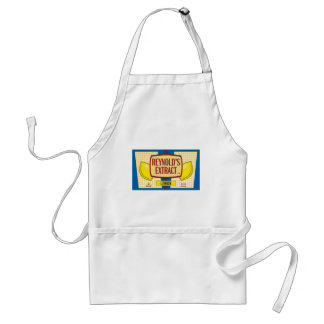 Reynold's Extract Lemon Extract Movie Mike Judge Adult Apron