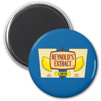 Reynold's Extract Lemon Extract Movie Mike Judge Fridge Magnets