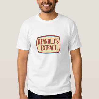 Reynold's Extract Logo T Shirt