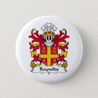 Reynolds Family Crest Button