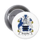 Reynolds Family Crest Pin
