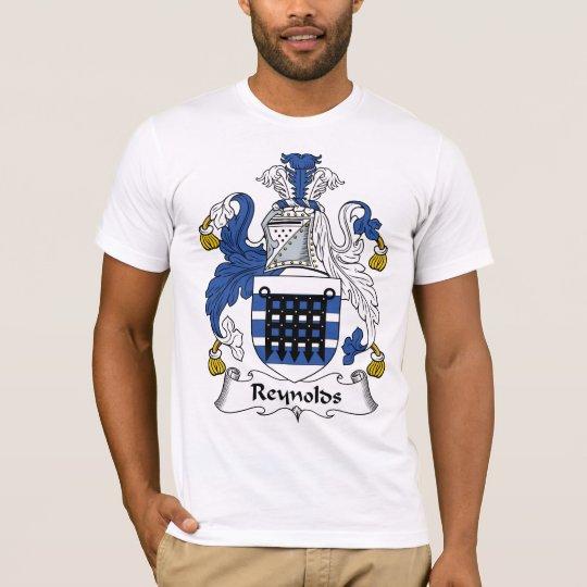 Reynolds Family Crest T-Shirt