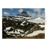 Reynolds Mountain from Logan Pass at Glacier Park Card