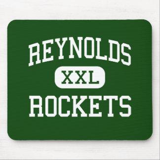 Reynolds - Rockets - altos - Asheville Tapetes De Ratón