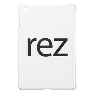 rez.ai case for the iPad mini