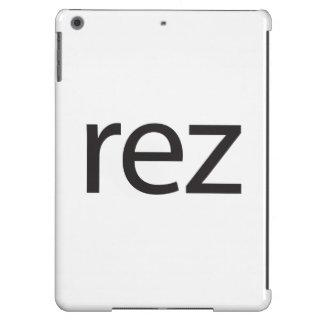 rez.ai iPad air case