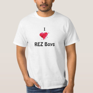 REZ Boys T-Shirt