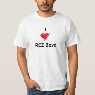 REZ Boys T-shirts