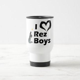 Rez boys travel mug