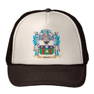 Reza Coat of Arms - Family Crest Trucker Hat