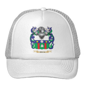 Reza Coat of Arms (Family Crest) Trucker Hat