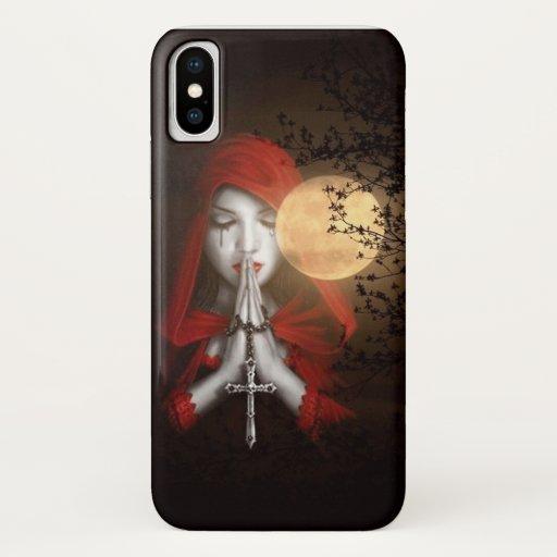 Rezando iPhone X Case
