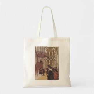 Rezo de Fernando Hodler- en catedral del Saint Pie Bolsa De Mano