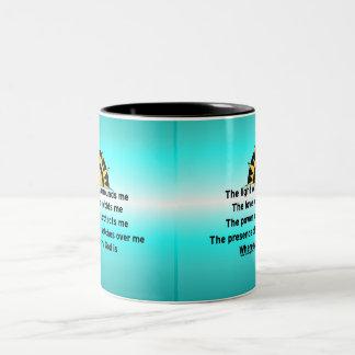 Rezo de la protección tazas de café