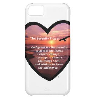 Rezo de la serenidad funda para iPhone 5C