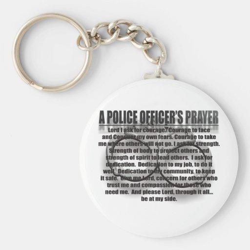 REZO DE LOS OFICIALES DE POLICÍA LLAVEROS