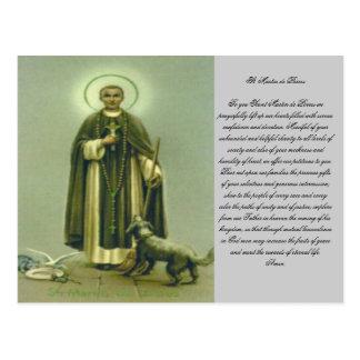 Rezo de San Martín Tarjetas Postales