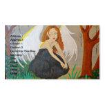 Rezo del ángel tarjeta de visita