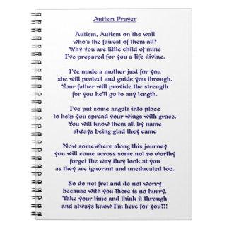 Rezo del autismo libretas