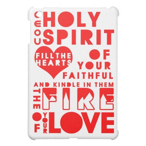 Rezo del Espíritu Santo