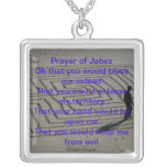Rezo del laberinto del collar de Jabez