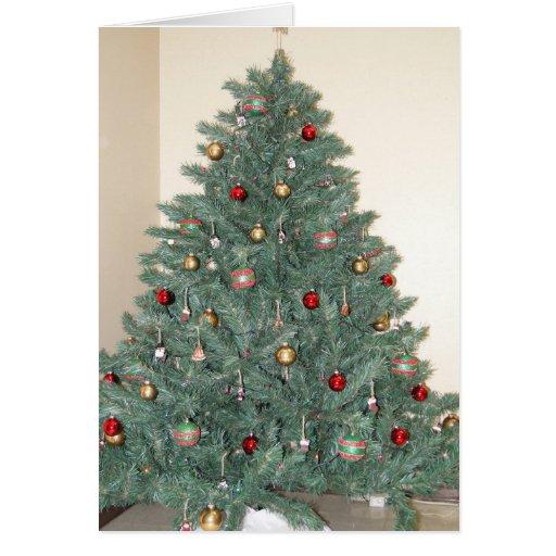 Rezo del navidad para Thee Tarjeta De Felicitación
