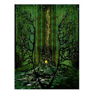 Rezo para la postal de los bosques