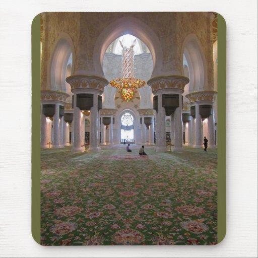 Rezo Pasillo 1 de jeque Zayed Grand Mosque Men's Alfombrilla De Ratón